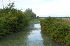 Canal de Loire au Pont de l'Angle