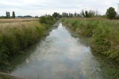 Canal de Loire sur la D137