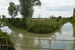 Confluent du Canal de Loire du Canal de la Daurade