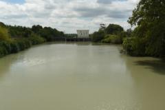 Canal de Loire au Pont Rouge