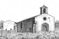 Eglise de Loire Les Marais archive